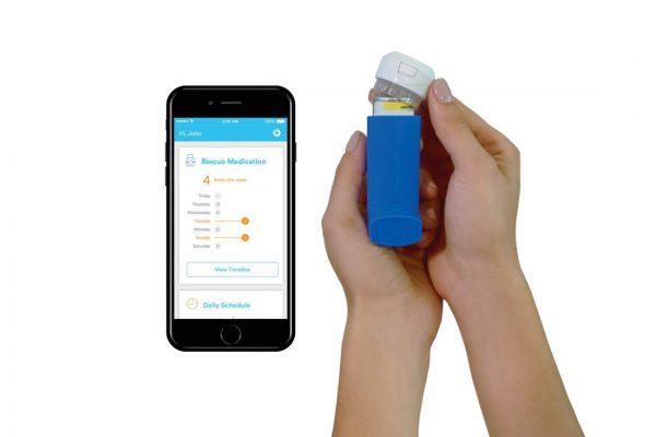 Smart Inhaler and Alert device